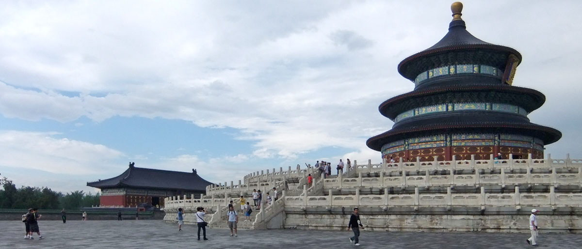 Peking – die ersten zehn Tage