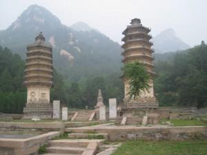 Silver Pagodas