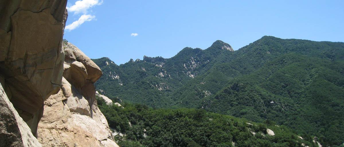 Yunmengshan National Forest Park – Ein Badeausflug