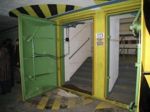 Gasdichte Türen