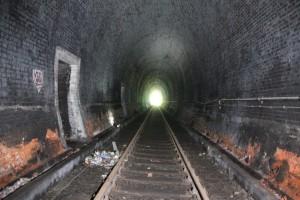 Tunnel, unterer Teil