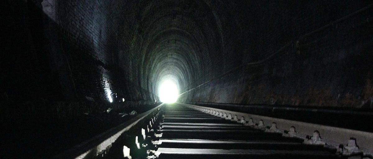 Schellfischtunnel und Tiefbunker am Steintorwall