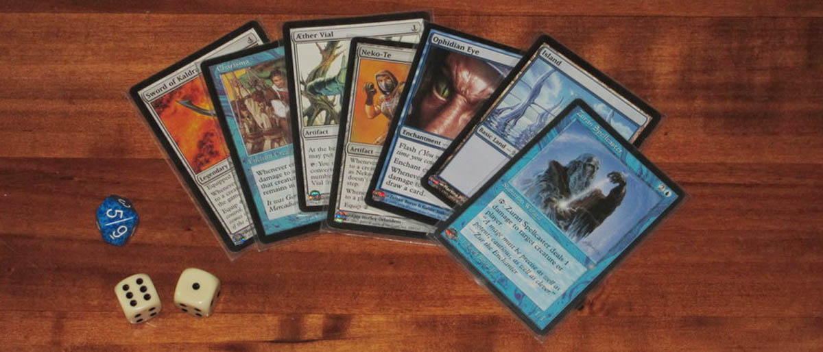 Magic: The Gathering - Meine Geschichte