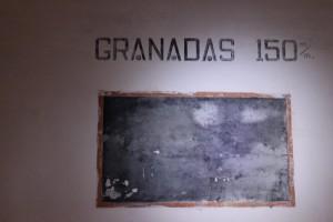 Munitionskammer für 150mm Granaten
