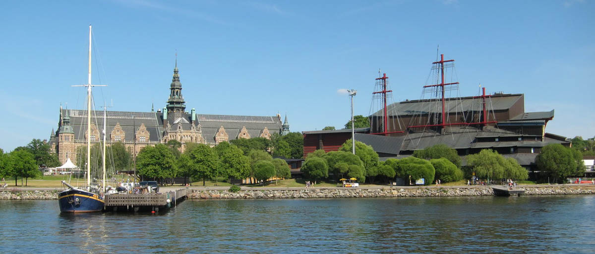 Städteurlaub – Stockholm