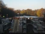 Ohlsdorfer Schleuse: neue Fischtreppe