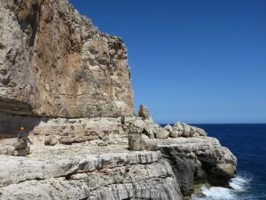 Rope experiences - Punta Bagasseta