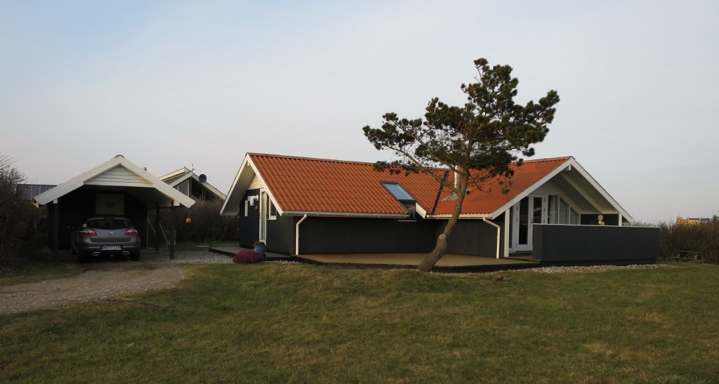 Ferienhaus in Hauvrig