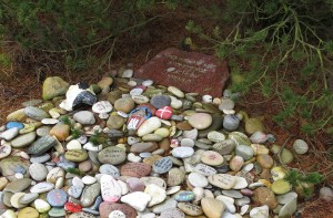 Geocache Holmsland Klit Stonehenge