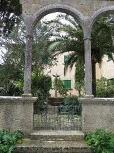 Mallorca Tag 1 Kloster