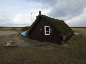 Nymindegab Hütte