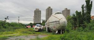 Bangkok – Flugzeugfriedhof