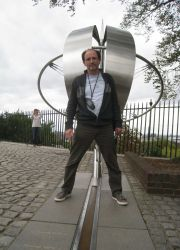 Greenwich: Null Meridian