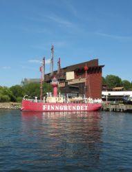 Bootsfahrt: Eisbrecher Finngrundet
