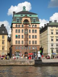 Franziskaner in Stockholm