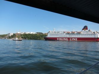 Bootsfahrt: Viking Line