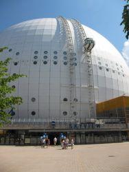 Ericsson Globe - Skyview
