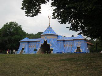 Haga Park: Värdshuset Koppartälten