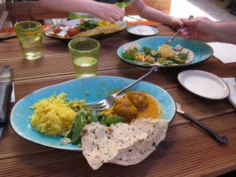 Indiska: Lecker Essen