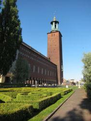 Stockholms Rathaus