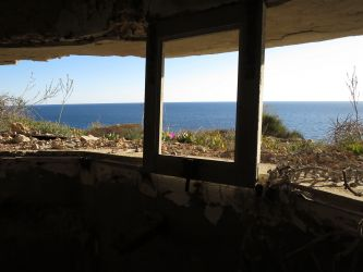 Bunker Aussicht