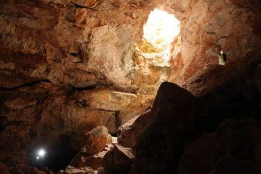 DSOM - Pedros Mine Große Halle