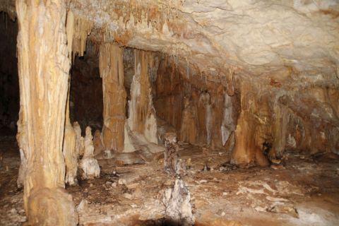Wilde Tropfsteinhöhle