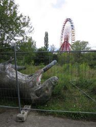 Die letzten Dinosaurier im Plänterwald